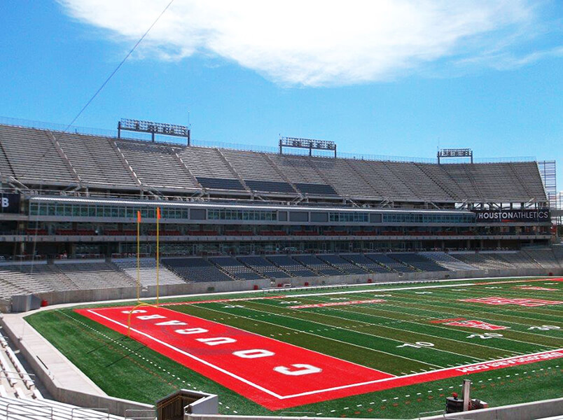 The New U of H Stadium Comes With A New Name & New Brand