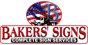 Logo - Bakers Signs